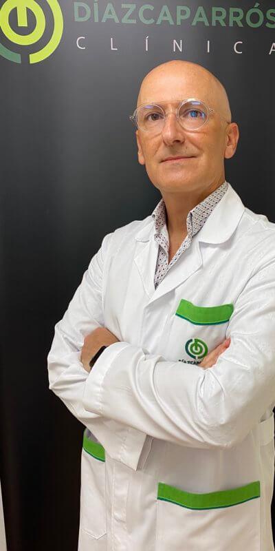 Doctor Félix Díaz Caparrós